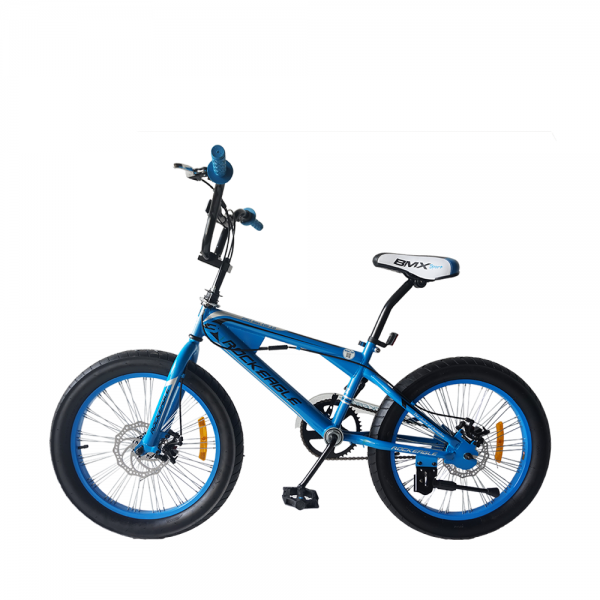 "20"" BMX FREESTYLE 3.0 (Rock Eagle) - Blue"
