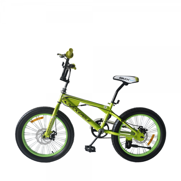 "20"" BMX FREESTYLE 3.0 (Rock Eagle) - Green"