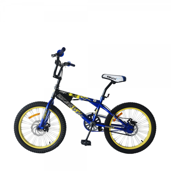 "20"" BMX FREESTYLE (Rock Eagle) - Blue+Black"
