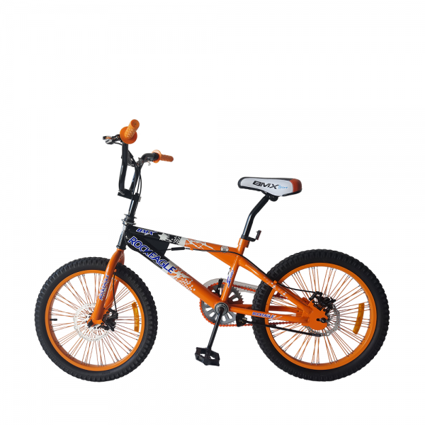 "20"" BMX FREESTYLE (Rock Eagle) - Orange+Black"