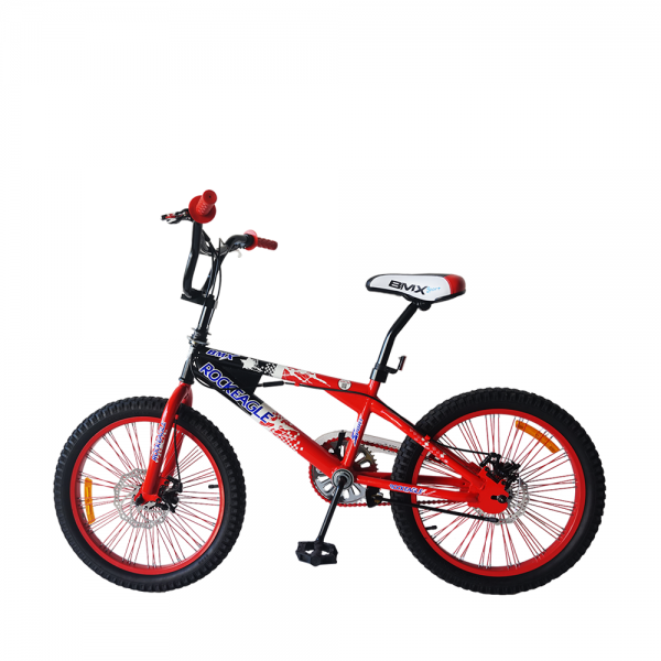 "20"" BMX FREESTYLE (Rock Eagle) - Red+Black"