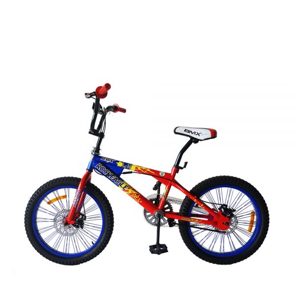 "20"" BMX FREESTYLE (Rock Eagle) - Red+Blue"