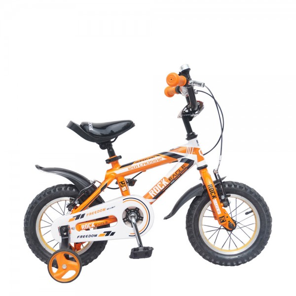 "12"" 1201 BMX CROSS Children Bike (Orange)"