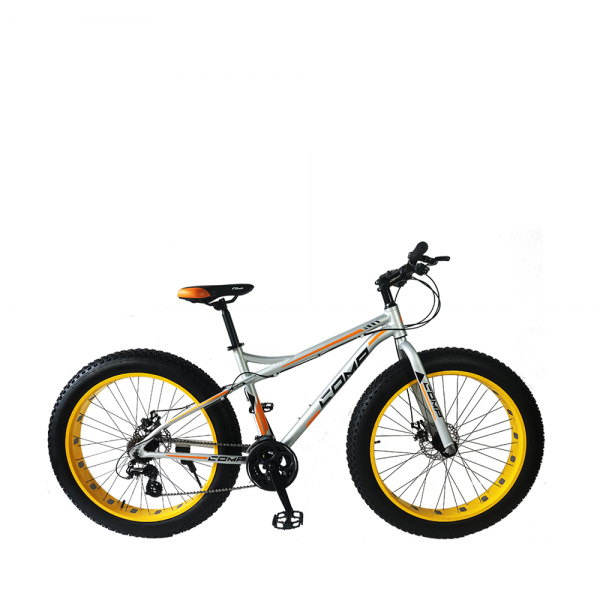 COMP Reflection FAT Bike (Matt Grey+Orange)