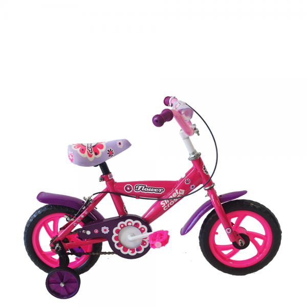 SWEETBABY Street Cross Kids Bike - Pink